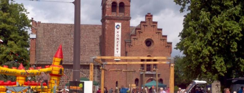 Französisch Buchholz Kirche