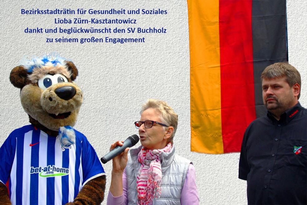 Ansprache Frau Zürn-Kasztantowicz