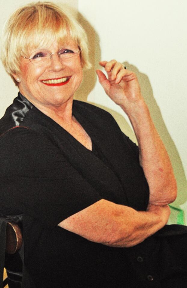 Kontakt zum Publikum - Frau Oechelhaeuser