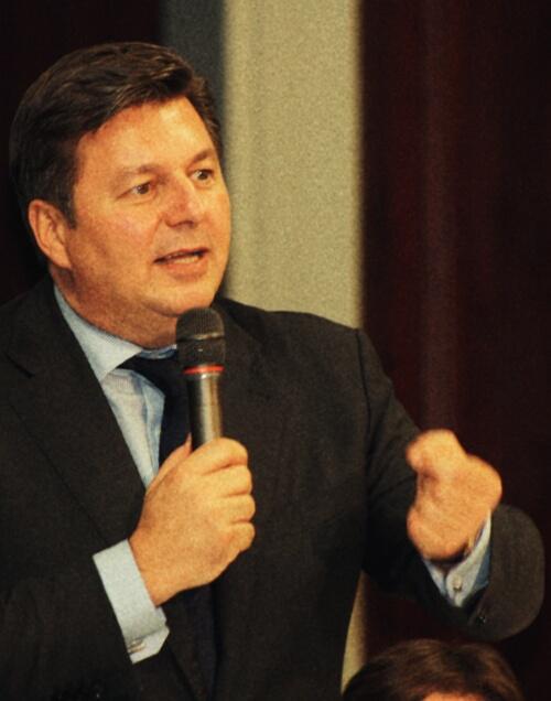 Andreas Geisel, Senator für Stadtentwicklung von Berlin