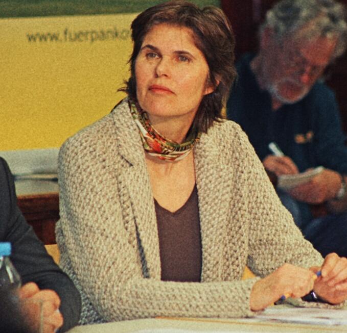 Dr. Ursula Flecken, Vorstandsmitglied der Planergemeinschaft Kohlbrenner eG