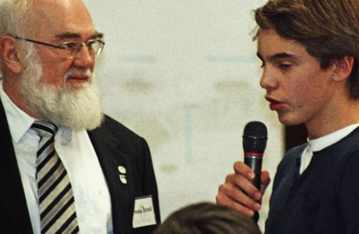 Thomas Brandt, Vorsitzender des Vereins Für Pankow