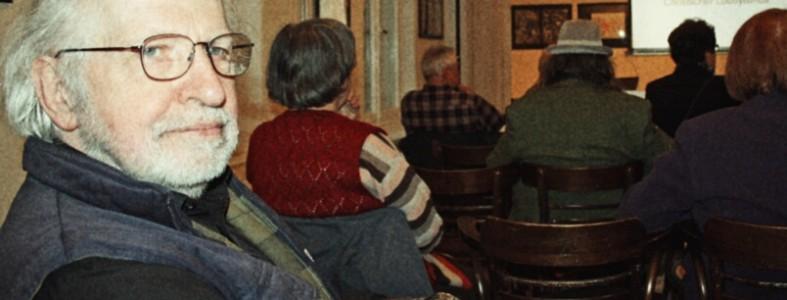Dr. Frerks im Publikum