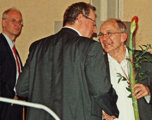 Glückwünsche zur Wahl zum stellv. Bürgermeister BVV Pankow