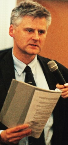 Gewählter Direktkandidat: Christian Buchholz, AfD