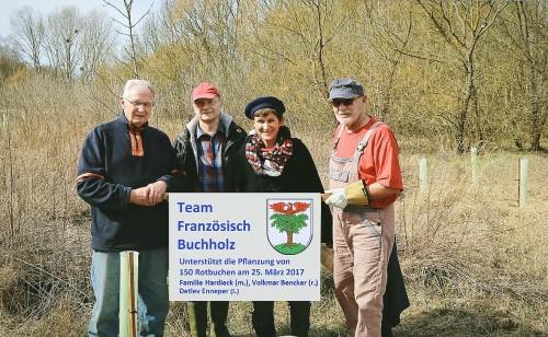 Pflanzteam Französisch Buchholz