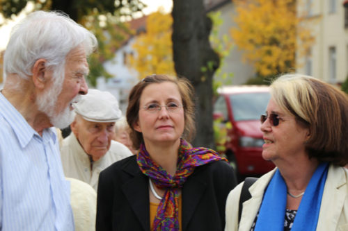 v. L. Herbert Lorenz, Dr. Claudia Czok und Anne Schäfer-Junker